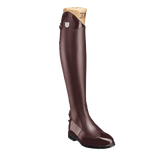 Tucci Boots Marilyn with Plain Patent Detail
