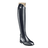 Tucci Boots Marilyn with Punched Patent Detail