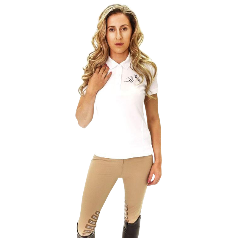 Ladies Canon Pyon Polo Shirt by Hardy Etc