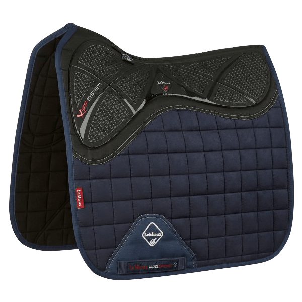 X-Grip Silicone Dressage Square by LeMieux