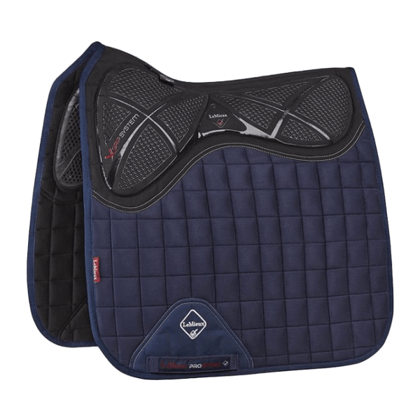 X-Grip Twin Sided Dressage Squares by LeMieux