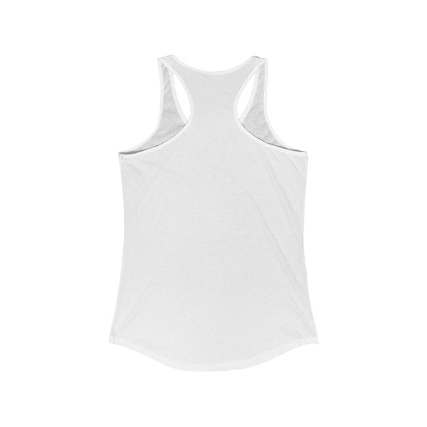 I  heart Nursing-The Ideal Racerback Tank