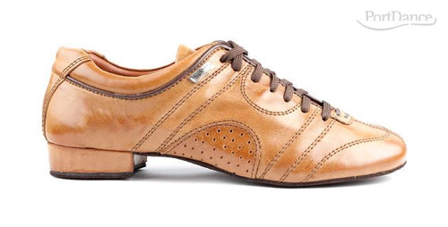 Sneaker - Casual - Camel leather