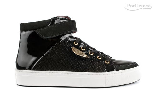 Sneaker - Ankle high - Black