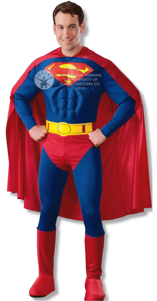 Superman, Muscle Chest