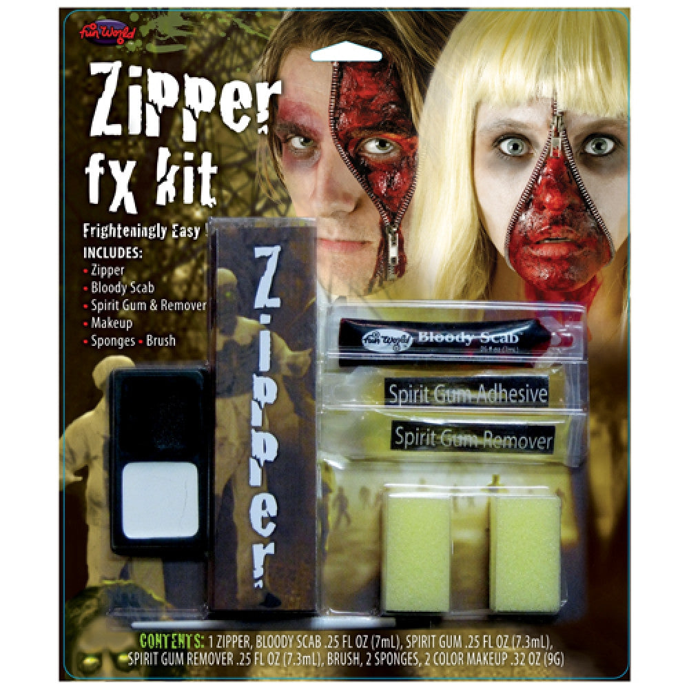 Funworld, Zipper Face Kit