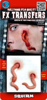 3D, FX Transfers, Squirm