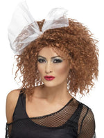 80's Wild Child Wig, Brown