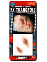 3D, FX Transfers, Shanked