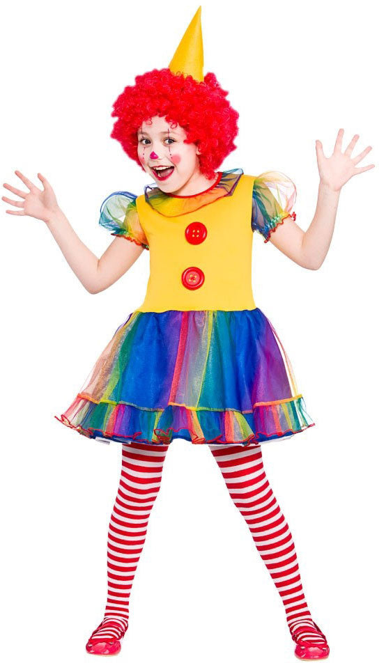 Cute Little Clown