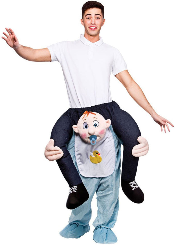 Carry Me Mascot Baby