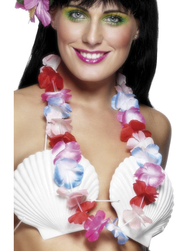 Hawaiian Leis, Multi-Col.