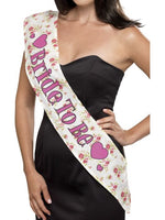 Bride To Be Sash, Deluxe