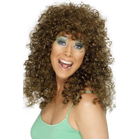 Boogie Babe Wig-Brown