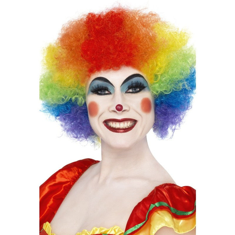 Clown Wig, Rainbow