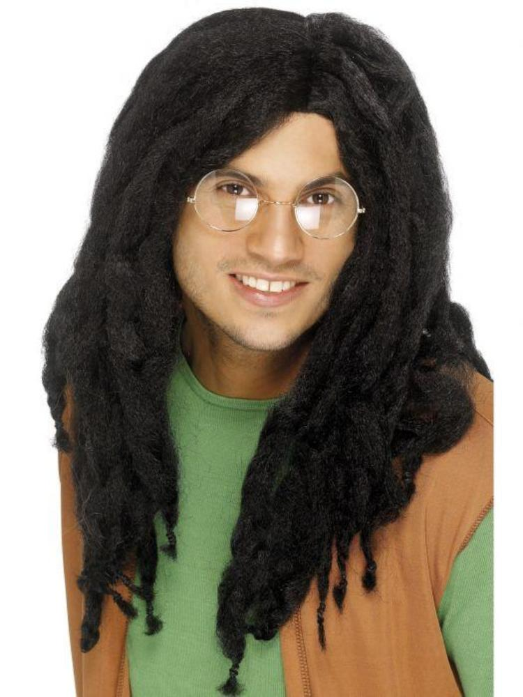 Dreadlock Wig, Black