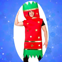 Christmas Costumes, Male
