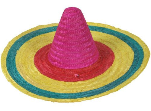 Multi-coloured Sombrero