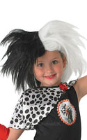 Cruella De Vil, Wig, Childs