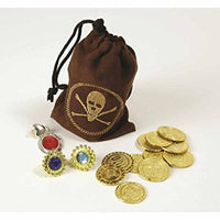 Pirate Coins + Jewellery