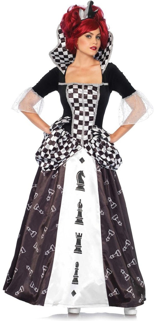 Wonderland Chess Queen