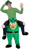 Carry Me Mascot Leprechaun