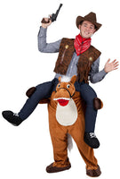 Carry Me Mascot Horse