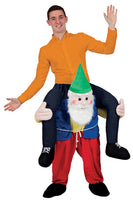 Carry Me Mascot Gnome