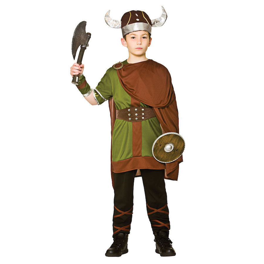 Viking Warrior Boy