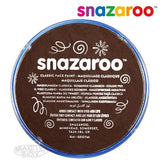 Snazaroo, Brown Dark 18ml