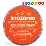 Snazaroo, Dark Orange 18ml