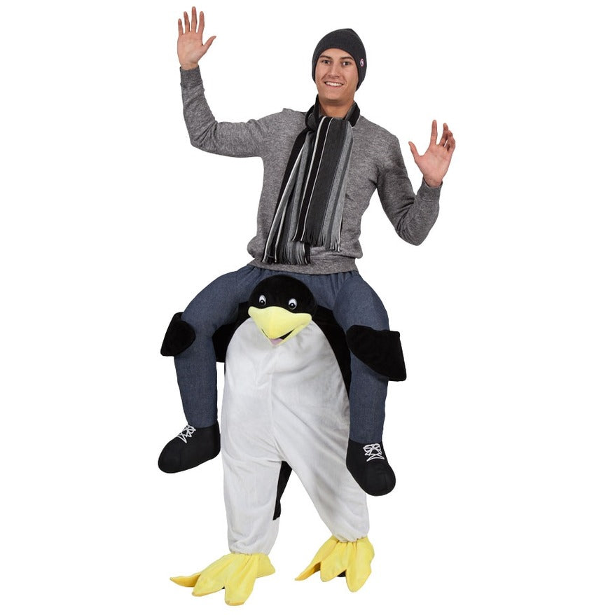 Carry Me Mascot Penguin