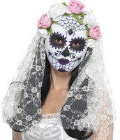 Day of The Dead, Bride Mask
