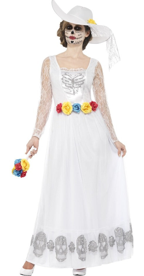Day of the Dead Skeleton Bride