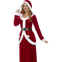 Santa / Miss Santa Adult Costumes