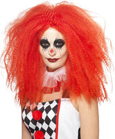 Clown Wig, Crazy