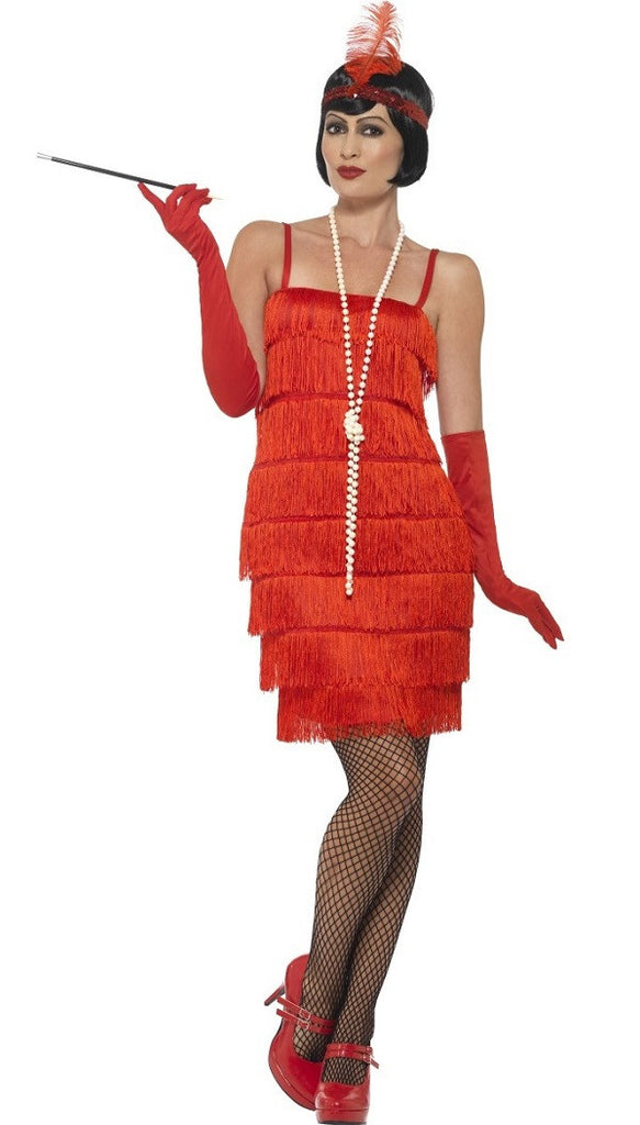 Flapper, Red
