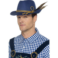 Authentic Bavarian Hat