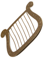 Angel Harp, Gold