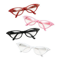 50s Female Glasses