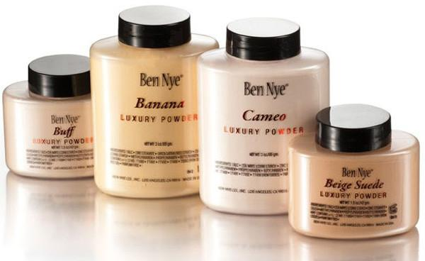 Bella Luxury Powders , Buff