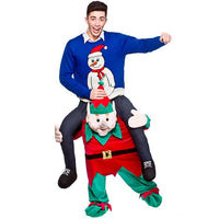 Carry Me, Christmas Elf
