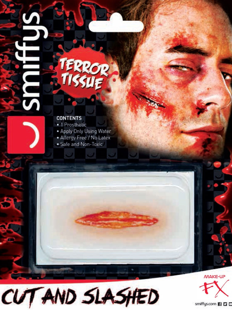 Wound Transfer, Cut & Slash