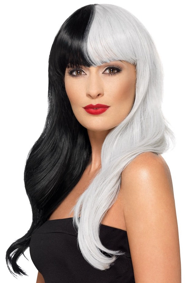 Evil Lady Wig, Deluxe