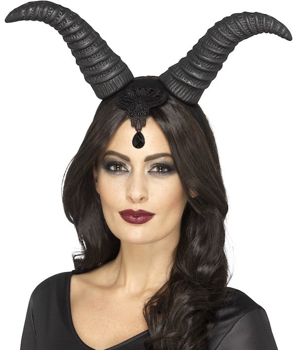 Demonic Queen Horns