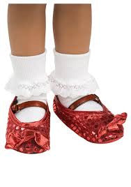 Dorothy Shoe Covers Child