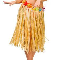 Hula Skirt, Natural