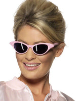 50's Sunglasses, Pink