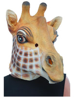 Giraffe Latex Mask