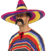 Sombrero, Multicoloured